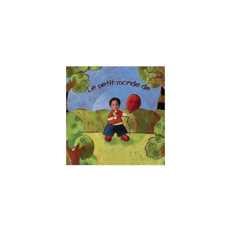 le petit monde de livre personnalis pour enfant. Black Bedroom Furniture Sets. Home Design Ideas