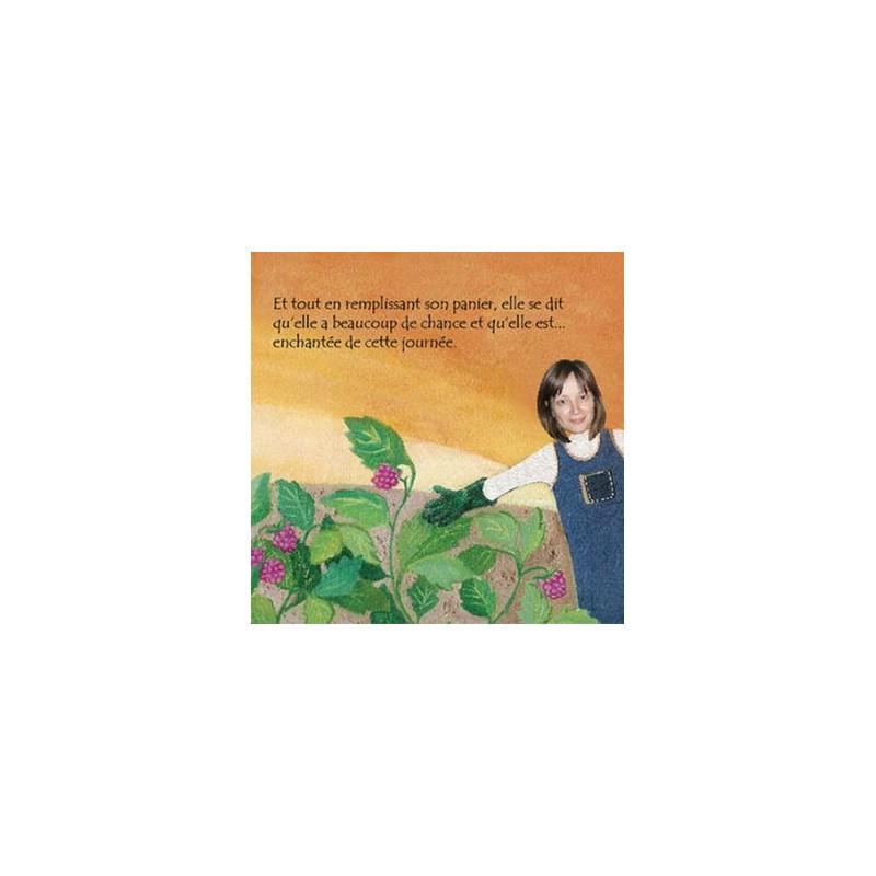 Le jardin enchant de livre personnalis pour enfant - Compagnie des produits pour le jardin ...
