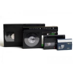Numérisation cassettes vidéos