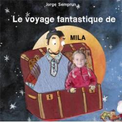 Livre personnalisé enfant : Le voyage fantastique de