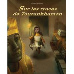 Livre personnalisé enfant : Sur les traces de Toutankhamon